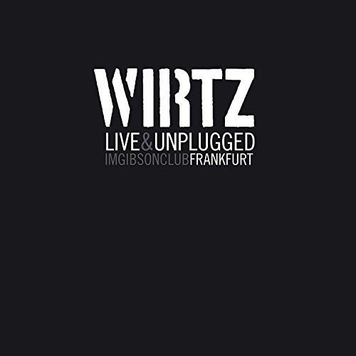 Live & Unplugged im Gibson Club Frankfurt (DVD + 2 CDs)