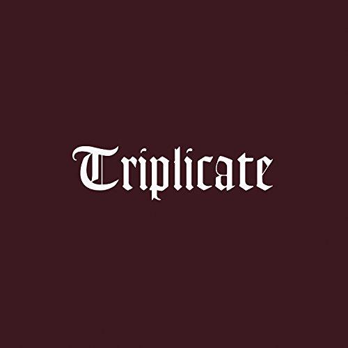 Triplicate (3-CD-Box)