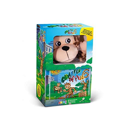 Giraffenaffen 6 (Ltd Box Inkl Handpuppe+Textheft)
