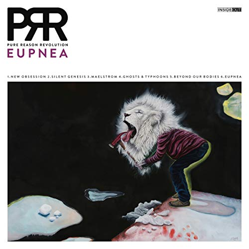 Eupnea (Gatefold black 2LP+CD) [Vinyl LP]