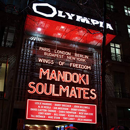 Mandoki Soulmates - Wings of Freedom [Blu-ray]
