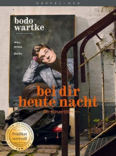 Bodo Wartke - Bei dir heute Nacht - Der Konzertfilm [2 DVDs]