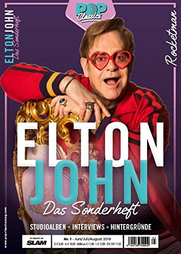 ELTON JOHN - Das Sonderheft (Pop Classics #1)