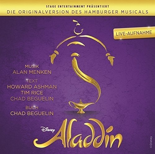Aladdin-Originalversion des Hamburger Musicals