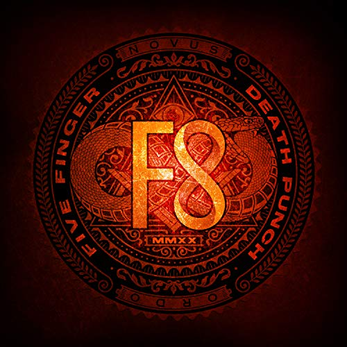 F8 (Doppel Picture Vinyl) [Vinyl LP]