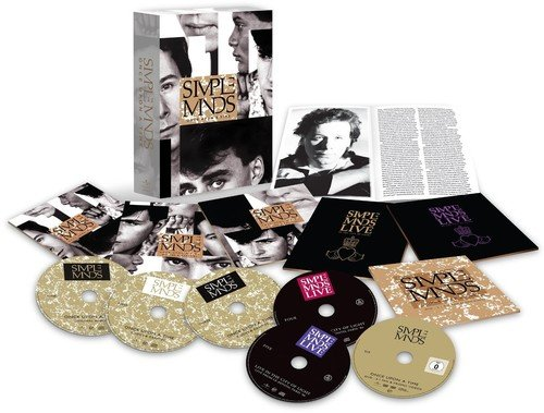 Once Upon A Time (Limited Super Deluxe 5 CD + 1 DVD Edition)
