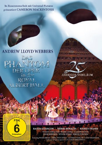 Das Phantom der Oper in der Royal Albert Hall (25th Anniversary Edition, OmU)
