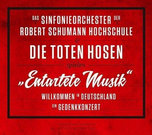 Entartete Musik Willkommen in Deutschland – ein Gedenkkonzert