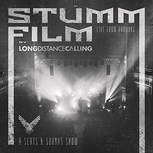Long Distance Calling - STUMMFILM - Live from Hamburg (Special 2CD+Blu-ray Edition)