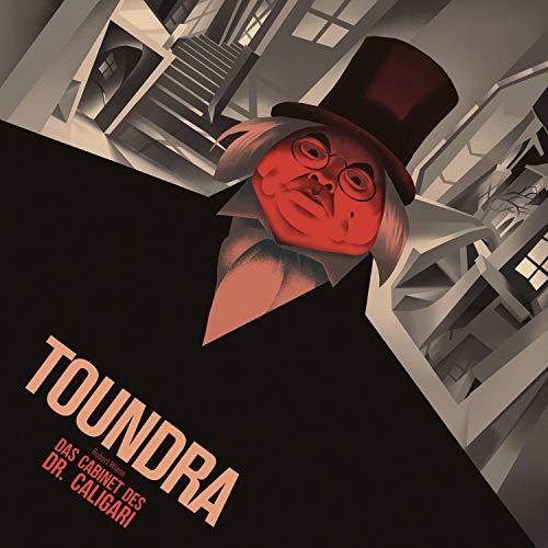 Das Cabinet des Dr.Caligari (Gatefold black 2LP+CD) [Vinyl LP]