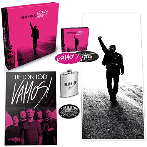 VAMOS! (Ltd. Box mit Trinkhallen Hits Bonus CD)