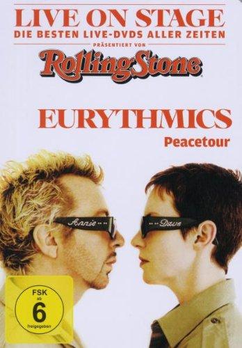 Eurythmics - Peacetour: Live on Stage