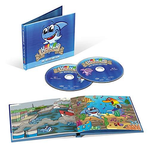 Auf Meeresmission (2CD mit Bilderbuch)