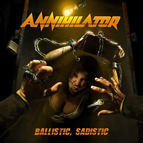 Ballistic,Sadistic [Vinyl LP]