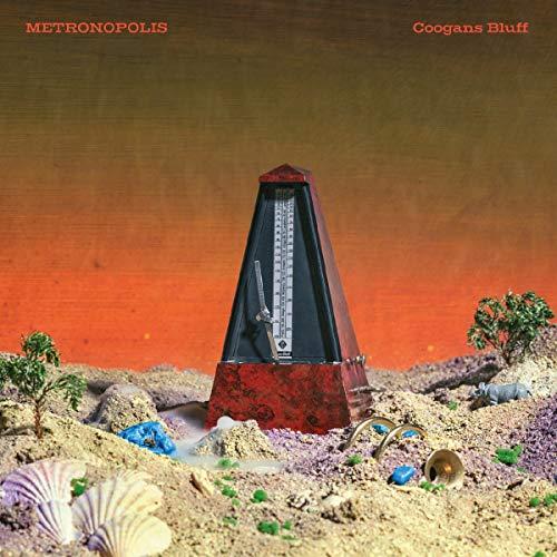 Metronopolis (Blue Vinyl/Mp3) [Vinyl LP]