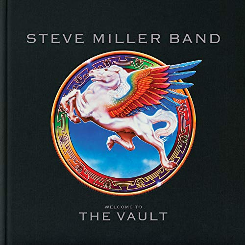 Welcome To The Vault (Ltd.CD Box)