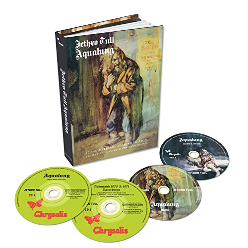 Aqualung (40th Anniversary Adapted Edition)