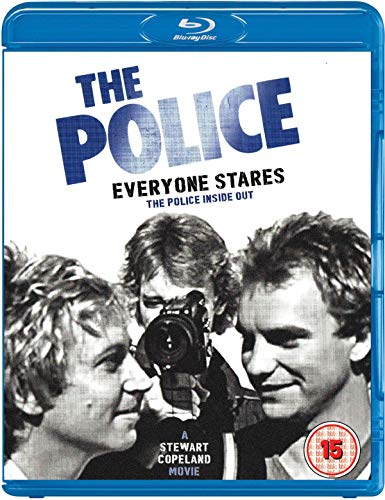 Everyone Stares - The Police Inside Out (Blu-Ray)