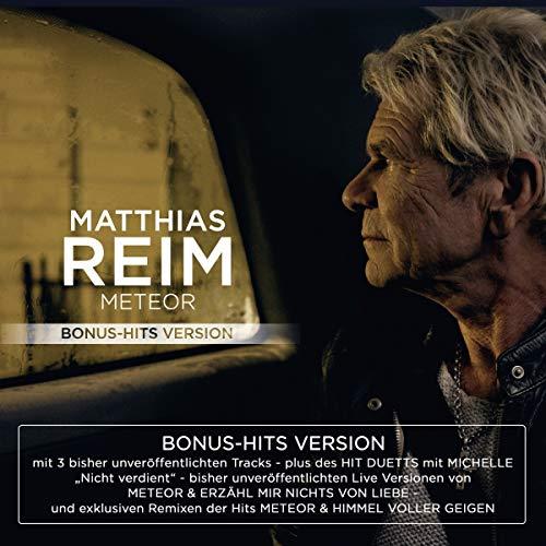 Meteor (Bonus-Hits Version, inkl. 8 neuen Songs, Live-Versionen und Remixen)
