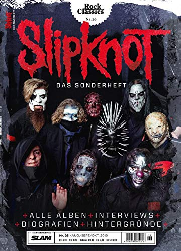 SLIPKNOT - Das Sonderheft 'Rock Classics #26'
