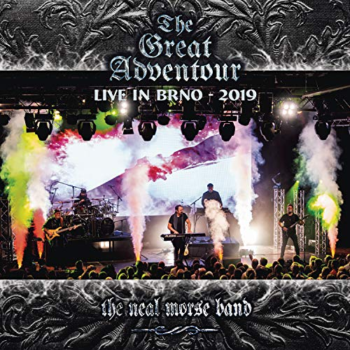 The Great Adventour - Live in BRNO 2019 (Special Edition 2CD+2Blu-ray Digipak in Slipcase)