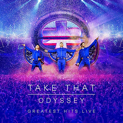 Odyssey - Greatest Hits Live (Ltd. 2CD+DVD+BR Boxset)