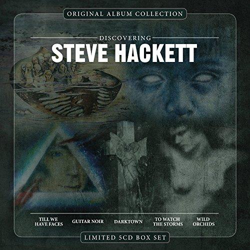 Original Album Collection: Discovering Steve Hackett (Ltd. 5CD Edition)