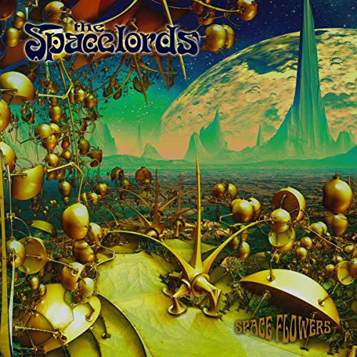 Spaceflowers (Gtf/Ltd.Colored Viny/Mp3) [Vinyl LP]