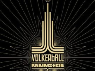 Rammstein Völkerball DVD Cover