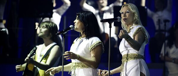 ABBA – The Show 2012 in der Arena in Trier