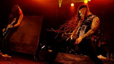 "Amorphis ""The Beginning Of Times"" Tour 2012 – Garage in Saarbrücken"