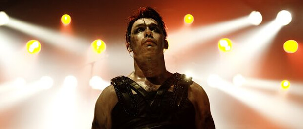 Völkerball, A Tribute To Rammstein Tour 2012 – Stadthalle in Lebach