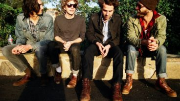 Dawes – Tour 2012 – Support: Robert Ellis, Hafen2 in Offenbach