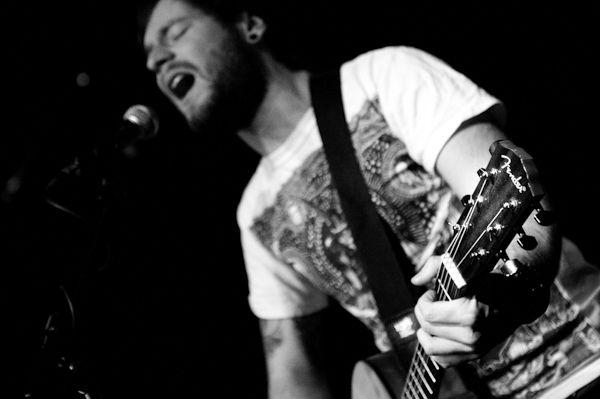 Justin Sullivan & Dean White Acoustic Tour 2012, Casino in Trier