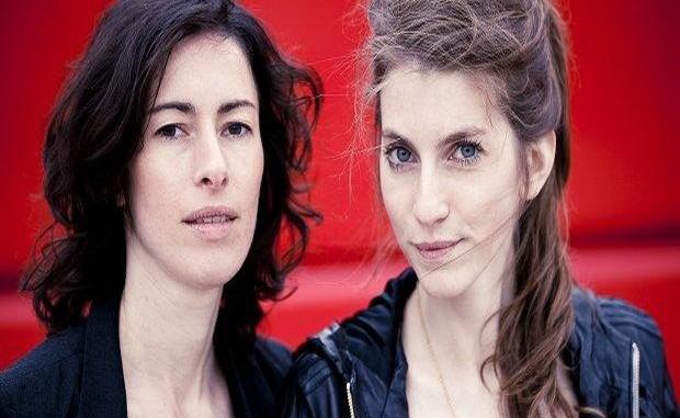 Boy Valeska Steiner und Sonja Glass Pressefoto