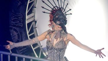 "Emilie Autumn ""Fight Like A Girl"" Tour 2012, Grünspan in Hamburg"
