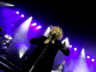 Kim Wilde Snapshots - Tour 2012 support 2 The Universe, Europahalle in Trier