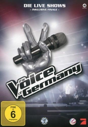 The Voice of Germany, Die Live Shows (4 DVD)
