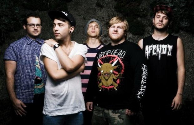 Your Demise, Trapped Under Ice, Man Overboard, Basement im Kölner MTC