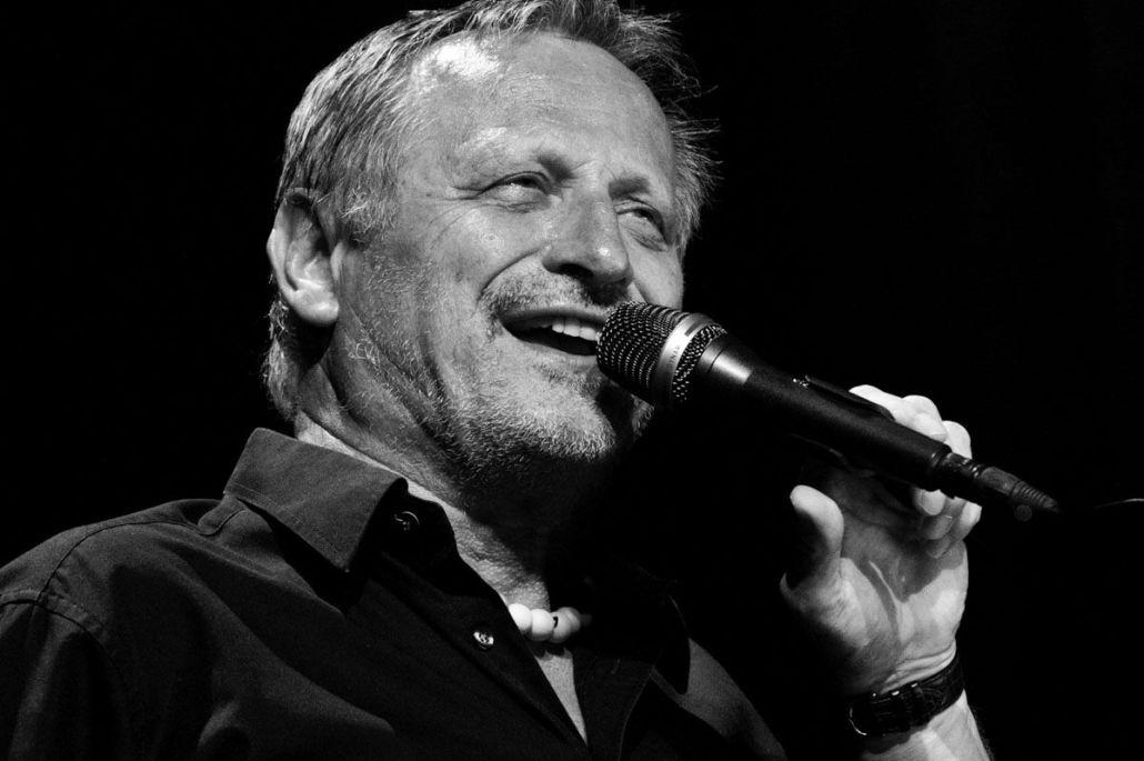 """Konstantin Wecker """"Wut und Zärtlichkeit"""" - Tour 2012 Congresshalle Saarbrücken"""