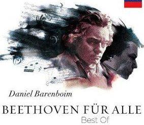 Daniel Barenboim und das West-Eastern Divan Orchestra Beethoven für alle (2 CD)