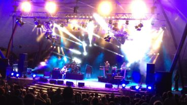 Night of the Prog Festival 2012 Sylvan Arena Spock's Beard Saga