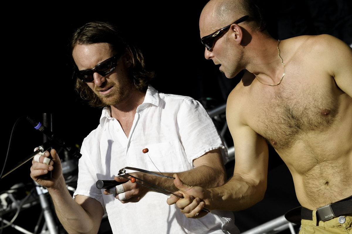 Burg Herzberg Festival 2012 mit Anathema, Tito & Tarantula, Wishbone Ash und weiteren Bands in Alsfeld