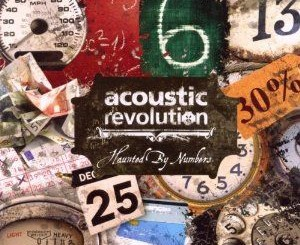 Acoustic Revolution Haunted By Numbers Album Cover