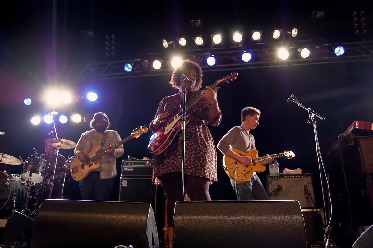 Alabama Shakes Tour 2012 Support: The Fog Joggers, 12.07.2012 Live Music Hall / Köln