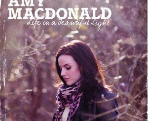 Amy MacDonald CD Cover Life In A Beautiful Light