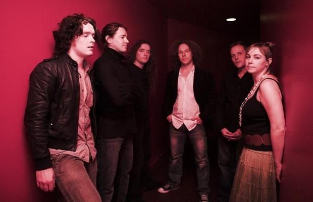 Anathema, Tour 2012 - special guest: Amplifier, Batschkapp Frankfurt am Main