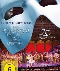 Andrew Lloyd Webber, Das Phantom der Oper in der Royal Albert Hall (25jähriges Jubiläum)