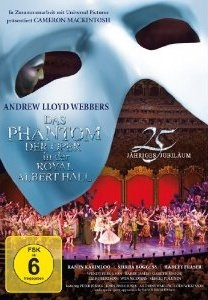 Andrew Lloyd Webber, Das Phantom der Oper in der Royal Albert Hall