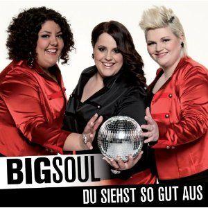 Big Soul Du siehst so gut aus Album Cover